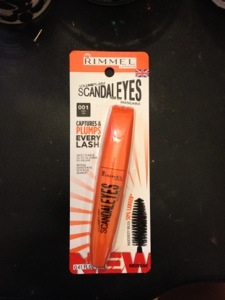 Rimmel ScandalEYES Mascara review