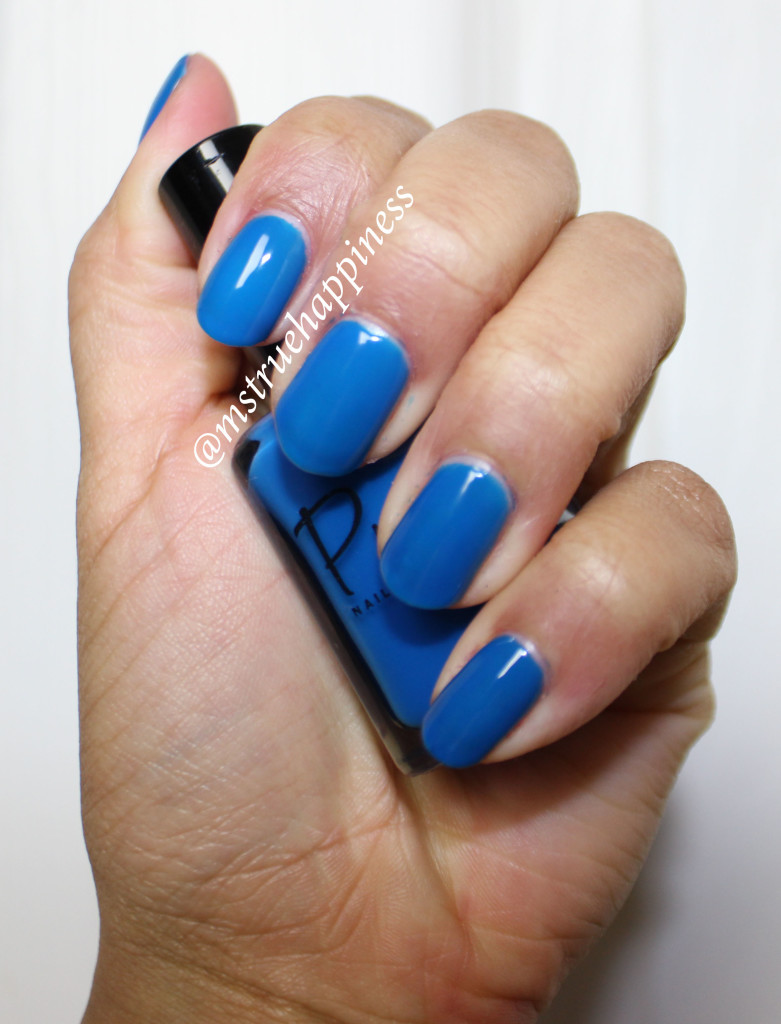 pure nail lacquer lucid swatch 3